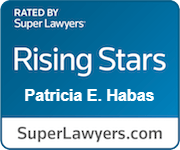 Super Lawyers Rising Star Patricia E. Habas